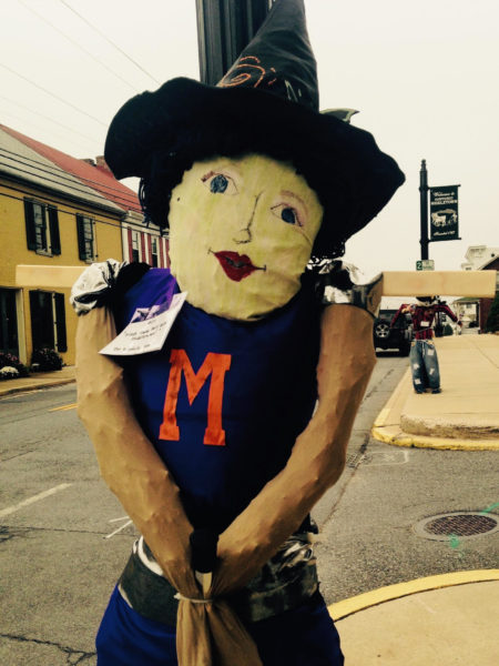 Scarecrow March